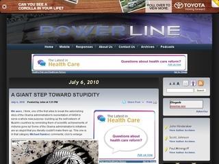 powerline  blog